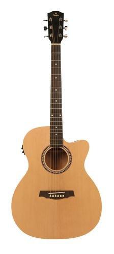 Guitarra acústica eléctrica Prodipe 6 cuerdas (SA25 CEQ)