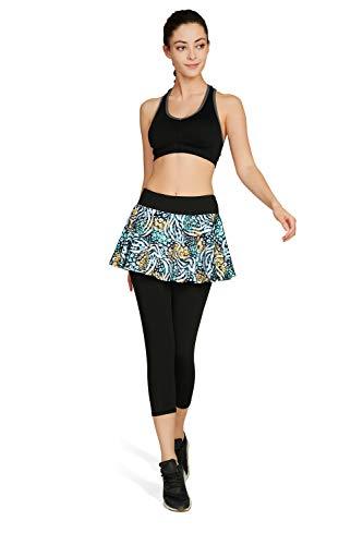 Rock Yoga Leggings 2-in-1 US -Standard ()