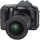 Canon EOS 10D SLR-Digitalkamera (6,52 Megapixel, nur Gehäuse)
