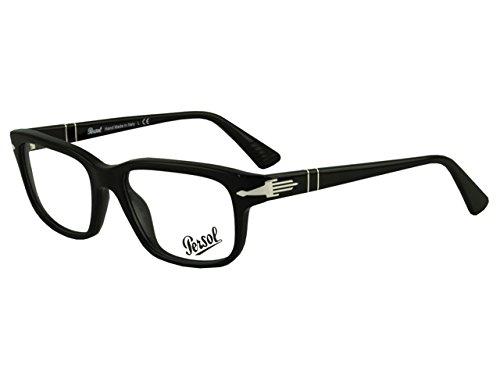 Persol Für Mann 3073 Black Kunststoffgestell Brillen, 54mm