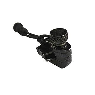 AceCamp 7067 Zipper Repair Kit (3 Pack), Black/Nickel