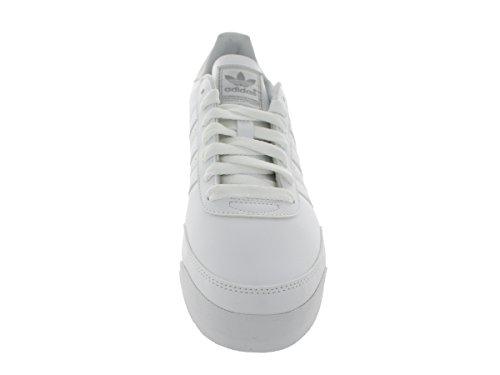 Adidas Herren Orion 2 Lederturnschuhe White / White