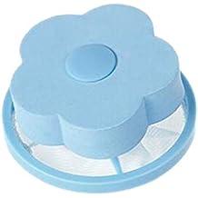 Dorical 2pc Bola de lavandería Bolsa de Filtro de Flotador Lavadora depiladora Universal Lavadora Dispositivos de