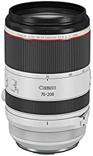 Canon 3792C002 RF 70-200mm F2.8 L IS USM lens for Canon Mirrorless Camera