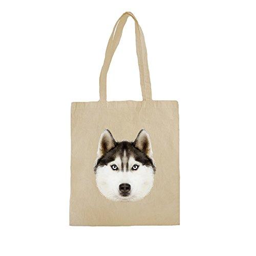 einkaufstasche-aus-baumwollestofftasche-mit-cute-husky-dog-breed-head-illustration-motiv-38cm-x-42cm