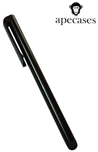 ApeCases Universal Stylus for Android Touch Sceen Mobile Phones and Tablets & For All iPads