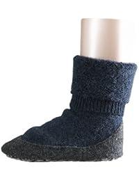 FALKE Jungen Socken Cosyshoe, Blickdicht