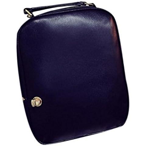 Clode® Mujeres estudiante chicas viajes mochila de hombro asa superior bolso de mochila