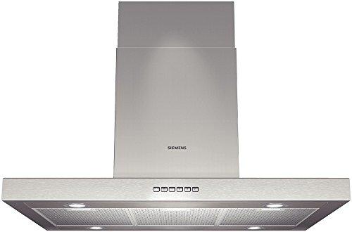 Siemens LF96BA530 Inselhaube / 90 cm / Edelstahl / eco Plus