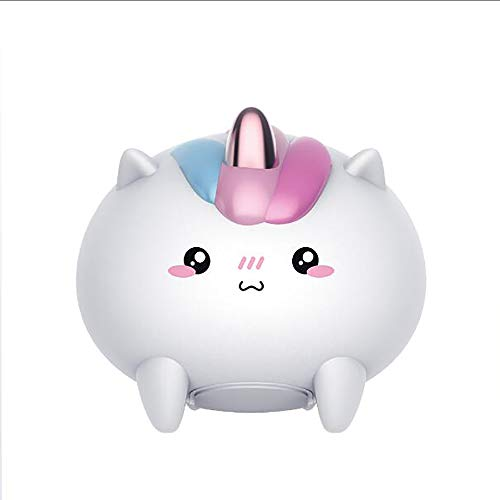 Preisvergleich Produktbild ZUZEN Kleine Monster Silikon Lampe LED-Nachtlicht USB Charging einfach zu Carry Energy Sparen und Umweltschutz Home Bedside Lampe, A