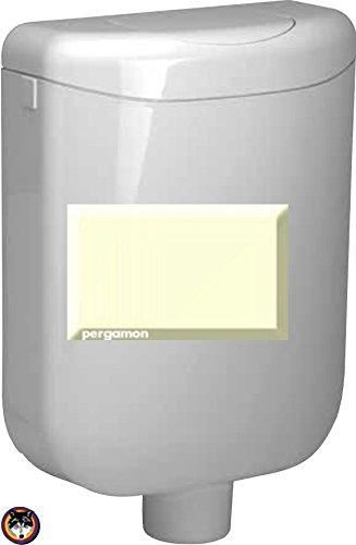 Format WC Spülkasten 6 liter Farbe Pergamon