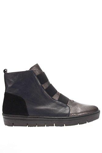 A 5506.Sneaker alta.Nero.41