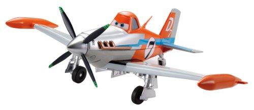 Planes - Avión Miniatura Deluxe, Dusty (Mattel Y5602)