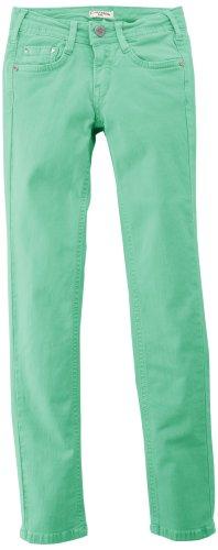 Cimarron - Pantaloni, bambina, Verde (Vert (741 Lagoon)), 6 anni