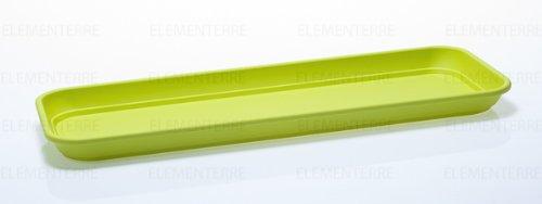 PLATEAU POUR JARDINIERE INIS 50 cm vert pastel