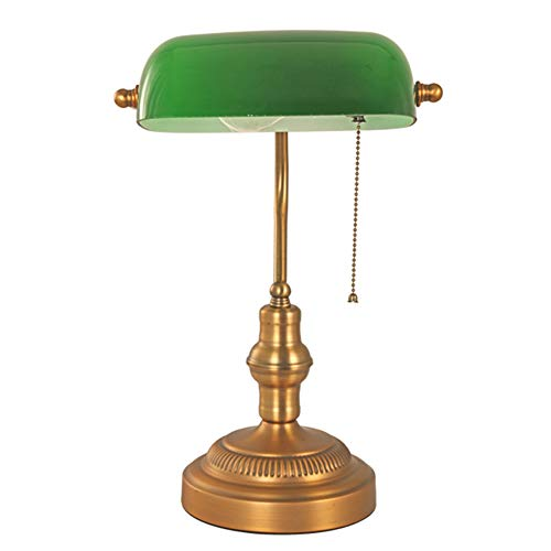 Lámpara de escritorio Retro Iluminación tradicional Lámpara de ...
