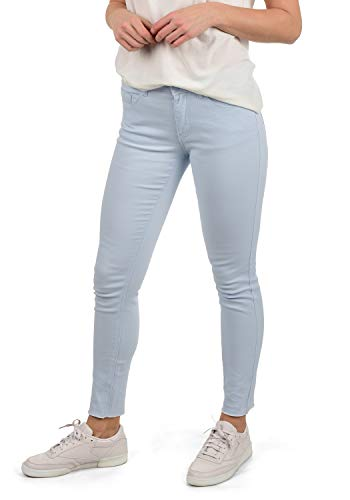 Denim Heather (ONLY Jelena Damen Jeans Denim Hose Stretch Colour, Größe:XS/ L32, Farbe:Heather)