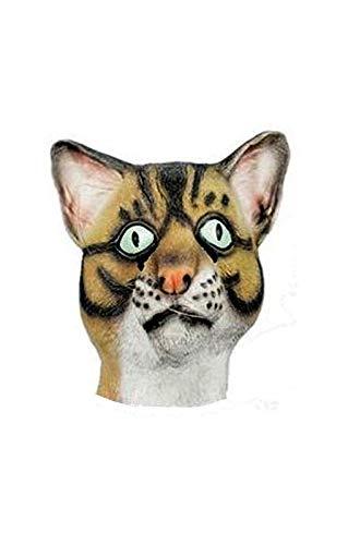 Horror-Shop Katzen Maskerade
