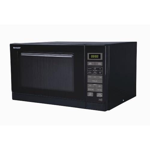 31jE1fhKH L. SS500  - Sharp 25 Litre Solo Microwave,