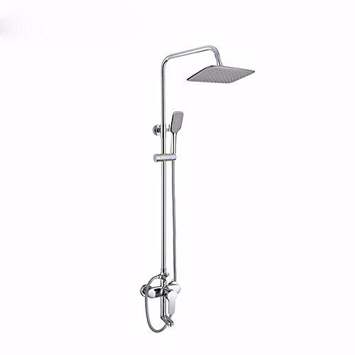 SDKKY druckluft dusche, dusche, multifunktions - duschen wasserhahn, dusche hebezeuge kupfer - anzug (Raum Anzug Zum Verkauf)