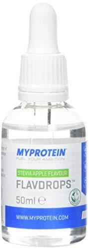 MyProtein Stevia Liquid Flavdrops Aromi Naturali - 50 gr