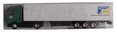 Cretschmar Cargo Nr. - Die Leistung macht den Unterschied - MB Actros - Sattelzug