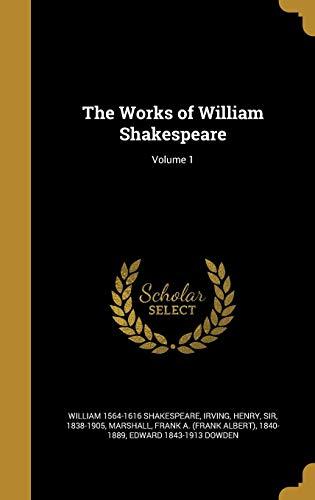 WORKS OF WILLIAM SHAKESPEARE V