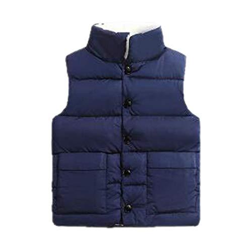 Huateng Bequem Kinder unten Baumwolle Weste männer und Frauen Baby Weste Kinder Tragen außen Tragen komfortable Bluse