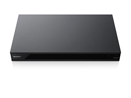 31jEBqlElWL - Sony UBP-X800 4K Ultra HD Blu-Ray Disc Player with High-Resolution Audio and Hi-Fi Quality - Black
