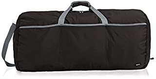 AmazonBasics Grand sac de sport/week-end en tissu souple, 98 l, Noir (B01GGNW2WI)   Amazon Products