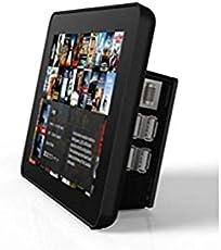 """Bundle Raspberry Pi 7"""" Touchscreen Display & Gehäuse [schwarz]"""