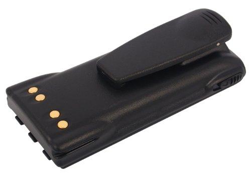 CS-MTK140TW Batteria 1800mAh compatibile con [MOTOROLA] GP1280, GP140, GP240, GP280, GP320, GP328, GP338, GP340, GP360, GP380, GP540, GP580, GP640, GP680, HT1200, HT1225, HT1250, HT1250-LS, HT1250-LS