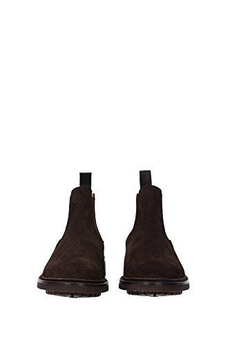 MCCARTHYCASTORO Church's Chaussure montante Homme Chamois Marron clair Marron Clair