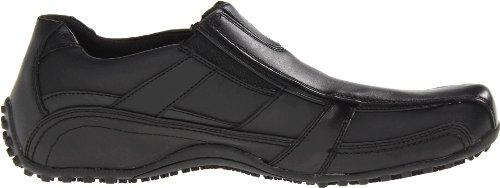 Skechers For Work 76996 Rockland-hooper Work Slip-on chaussures Black