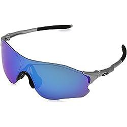 Oakley 930804, Gafas de Sol para Hombre, Silver, 1