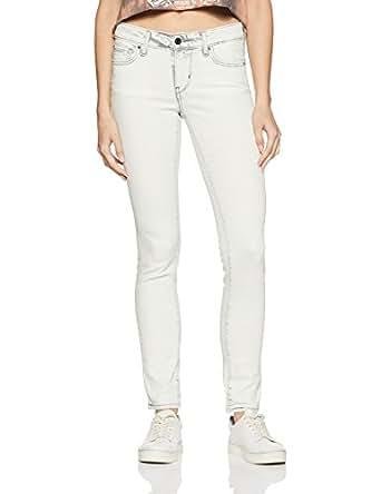 Levi's Women's Skinny Fit Jeans (21306-0191_Grey_26)