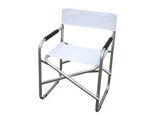Garden Friend s1622026, fauteuil metteur en scène, blanc
