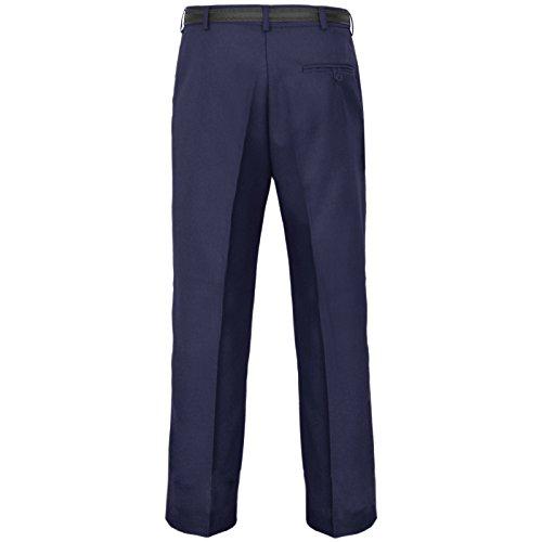 Myshoestore -  Pantaloni  - Uomo Blu