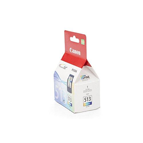 Preisvergleich Produktbild Original XXL Tinte Canon CL-5132971 B 001 , 2971B001 - Premium Drucker-Patrone - Cyan, Magenta, Gelb - 349 Seiten - 13 ml