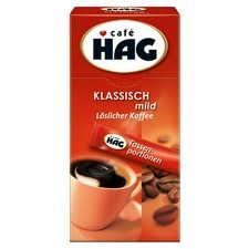 Cafe Hag Instant Coffee Sticks by Cafe HAG