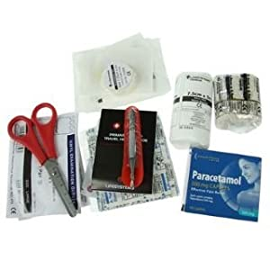 31jEqFWHUaL. SS300  - LifeSystems Trek First Aid Kit Red -