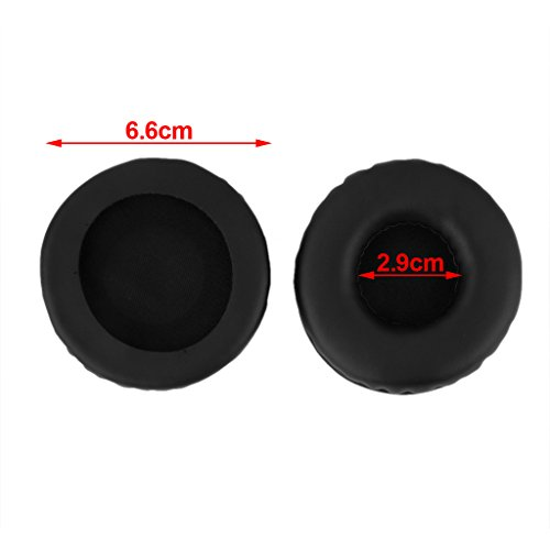 Imported-Replacement-Ear-Cushion-Pad-Cover-for-Sony-DR-BT101-Headphones-Black-14015411MG