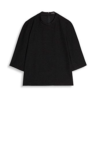 ESPRIT Collection Damen Bluse Schwarz (Black 001)