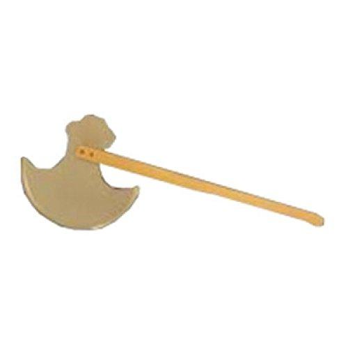 Streitaxt | Ritter-Spielzeug | Mit Ritter Lanzelot durch die Wälder streifen | Holzspielzeug 725 von Holzspielzeug Peitz