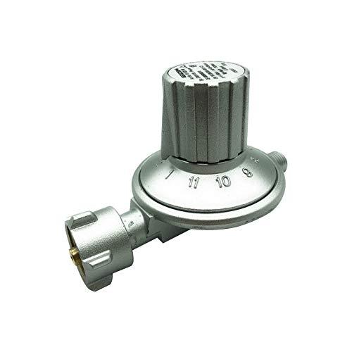 GOK 11-Stufen-Gasregler von 25-50 mbar DIN-DVGW-geprüft -