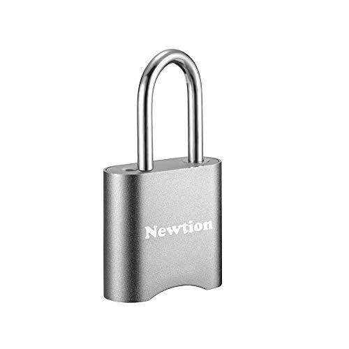 King Smart Lock Mini-Vorhängeschloss Für Smartphones, Cipher Lock, Remote Unlock, IP65 Waterproof, Warehouse/Gate / Wardrobe