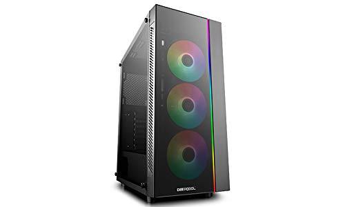 PC Desktop Gaming Complete Intel i7-7700 4.2GHZ - Colorful GEFORCE® GTX 1050 Ti Gaming 4GB GDDR5 - DDR4 16GB/ SSD 240GB + HD 1TB - Windows 10 Captain 120EXRGB - KIT RF120RGB