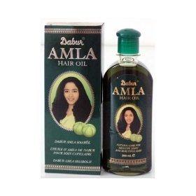 Dabur AMLA Haaröl natürlich Pflege für schönes Haar 300ml