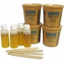 Mizani Butter Blend Sensitive Scalp Relaxer Kit 4 Application by