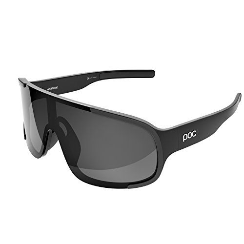POC Sonnenbrille Aspire, Uranium Black, AS2010